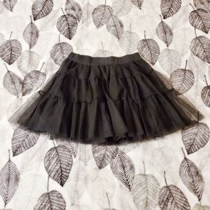 H&M Divided Black Tutu
